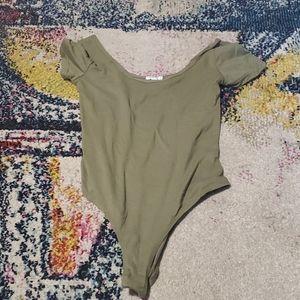 Super Soft T-shirt Bodysuit
